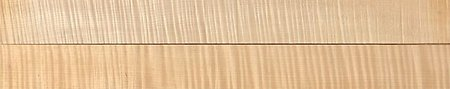 Acoustic Guitar neck blanks. flame maple n/b long