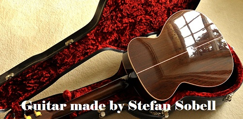 Acoustic Guitar backs and Sides. steffansobell wenge